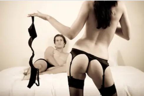 défi sexuel