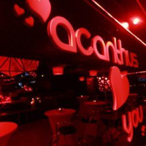 Avis sur Acanthus : Club à Harelbeke (Belgique, près de la frontière francaise)