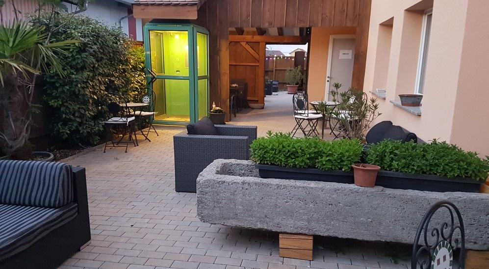 Club échangiste Suisse Romande : Avis sur Au Jardin Secret